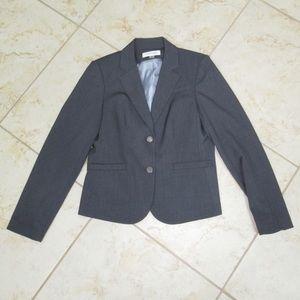 Calvin Klein Dark Grey Suit Jacket